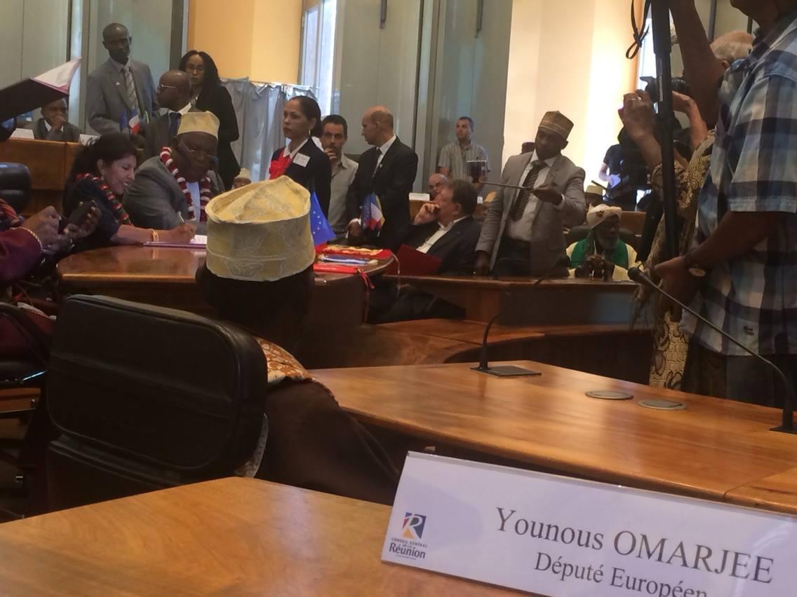 Comores Reunion