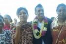 Younous Omarjee à Mayotte suite à sa réélection