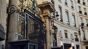 Rencontre avec Bernard Caseneuve Place Beauvau