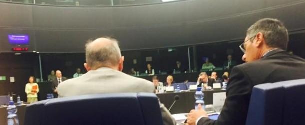 Omarjee représente la commission REGI à la Conférence des présidents des commissions
