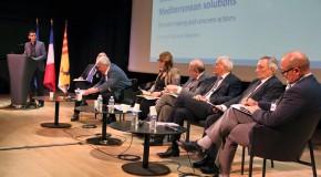 Lancement du Programme EuroMed à Marseille