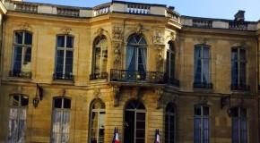 Rencontre avec Valls à Matignon