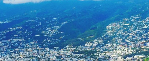 Déplacement à La Réunion