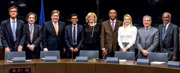 Réunion des députés des RUP avec la Commission